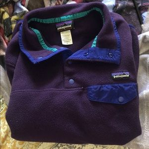 1/2 button up Patagonia